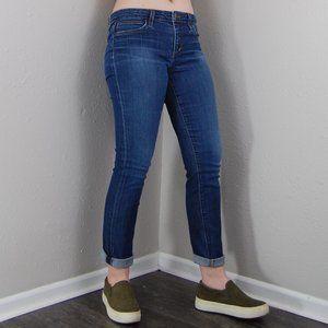 Joe's Jeans | petite medium wash skinny jean | 29P